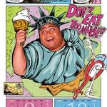 コニシキカレンダー 『ニューヨーク』 9,10月