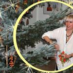 Groß Laasch Flexibel Weihnachtsbaumschmücken Fotobearbeitung Andrea Weinke