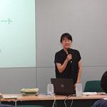 講師は、うらわ美術館キュレーター、山田志麻子さん。