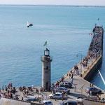 le port de Cancale à marée Haute