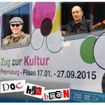 DOC  heR  bRaiN  Zug zur Kultur nach Pilsen
