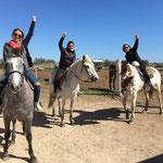 87dc00132ad1 Venez fêter l enterrement de votre vie de jeune fille à l Abrivado Ranch,  au Grau du Roi, avec une balade à cheval 1 heure Terres de Camargue ou 2  heures ...