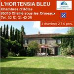 voir site Web L'HORTENSIA BLEU