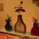 大塚貴子さんの花器おもしろい!
