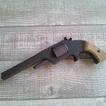 龍馬の拳銃 S&WモデルⅡ