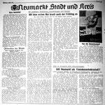 Neumarkter Tagbaltt 02.05.1955