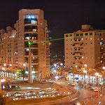 Kikar de la city la nuit