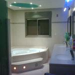 Salle de bain baignoire