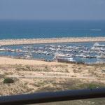 Vue mer et Marina