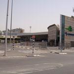 Central bus station- Tahan Merkazit