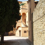 Careggi - Carmelo S. Maria degli Angeli e S. M. Maddalena de' Pazzi - vialetto d'accesso
