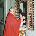 Careggi - Carmelo S. Maria degli Angeli e S. M. Maddalena de' Pazzi - Grata della Comunione