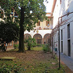 Borgo Pinti - Chiostro