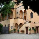 Firenze - Sede  attuale del Carmelo S. Maddalena de' Pazzi - Prospetto