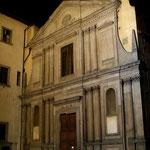 S. Giovannino  (degli Scolopi) - Sede antica dei Gesuiti presso i quali la Santa fece la Prima Comunione