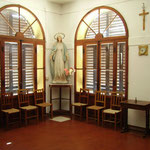 Careggi - Carmelo S. Maria degli Angeli e S. M. Maddalena de' Pazzi - Sala di ricreazione