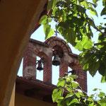 Firenze - Sede  attuale del Carmelo S. Maddalena de' Pazzi - Campanile