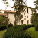 Parugiano - Villa Pazzi