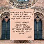4° giorno: Le più antiche invocazioni alla Madonna nel Carmelo (1656).