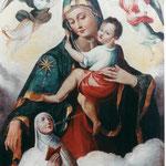 Napoli, Carmelo della S. Croce di Lucca