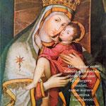 """4° giorno: Madre di Dio del tipo """"Bruna"""" (Puglia - XVIII sec.)."""