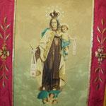 Stendardo della Madonna del Carmine