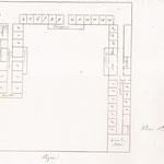 Carmelo S. Maria degli Angeli - Piazza Savonarola - Primo Piano (Infermeria a sinistra)