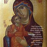 1° giorno: Madre di Dio di Cosenza, iconografa B. Tenore. Jean de Cheminot, carmelitano, docente all'Università di Parigi (1336).