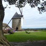 Le moulin de Fierville les Mines