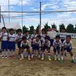 【2016年8月】第14回東明ジュニアカップ(U-9) 優勝