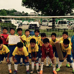 【2016年6月】大島ワンデイカップ(U-10) 優勝