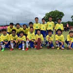 【2019年6月】第15回さくらチャレンジカップ(U-11) 準優勝