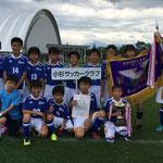 【2016年6月】県スポーツ少年団交流大会(U-12)  優勝