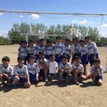 【2016年5月】第11回マルーンカップ(U-9) 準優勝
