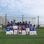 【2018年8月】第3回大徳フェスティバル(U-11) 優勝