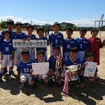 【2017年6月】市民体育大会兼スポ少選手権(U-12) 優勝
