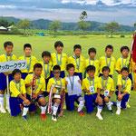 【2019年8月】第30回かたかごカップ(U-11) 優勝!!