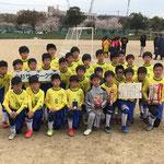【2019年4月】第16回射水ケーブル杯(U-12) 優勝!!