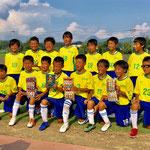 【2019年8月】アンジェロチャレンジカップ'2019(U-11) 優勝!!