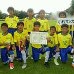 【2017年8月】第30回ANA富山杯(U-12) 準優勝