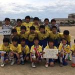 【2016年4月】第13回射水ケーブルカップ(U-12)  優勝