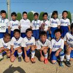 【2019年8月】第17回東明ジュニアサッカー大会(U-9) 優勝!!