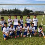 【2019年9月】第8回レオーネサッカー交流会(U-8) 優勝!!
