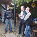 Florian, Norbert und Horst