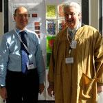 Prof. Dr. J. Pfeilschifter und Dr. P. Diziol