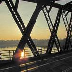 125 Jahre Rheinbrücke Wintersdorf, © Fotos Peter Diziol