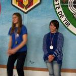 On sauve l'honneur avec un podium, merci Célia