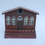 Cahnukkaleuchter Synagoge 24x30x12, 380€