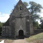 Chapelle du château de Fayrac