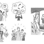 「どうする?親の介護」 連載全12回  週刊金曜日 (2013)